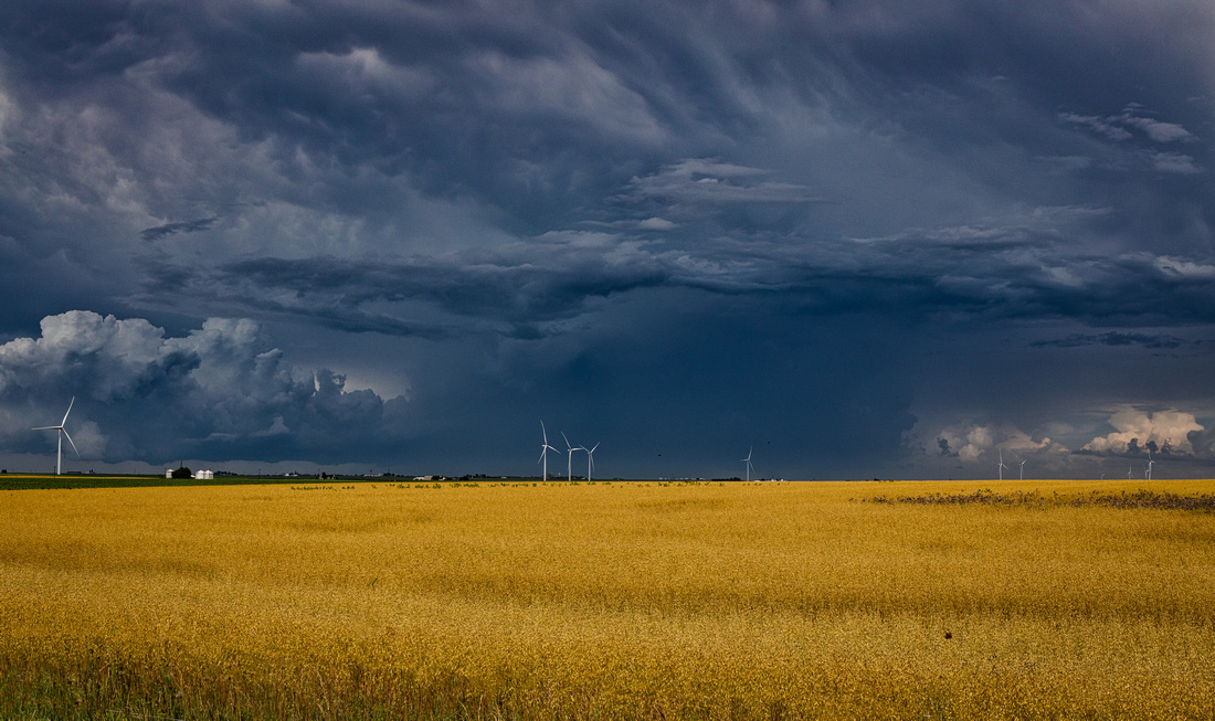 Storming on the Plains