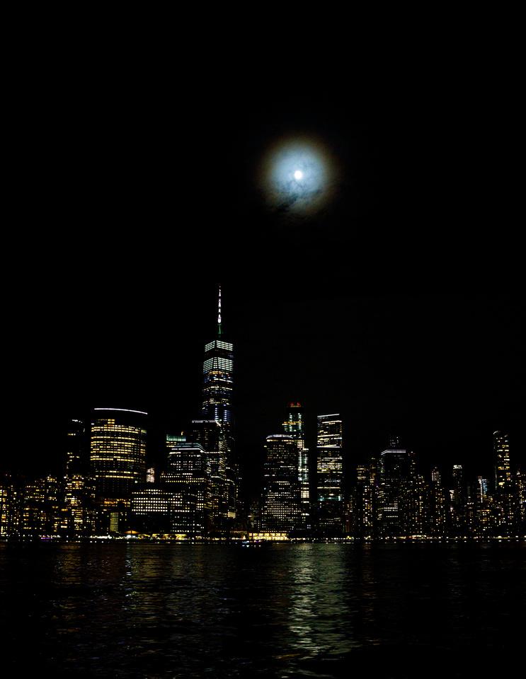 Moon Over Manhattan3