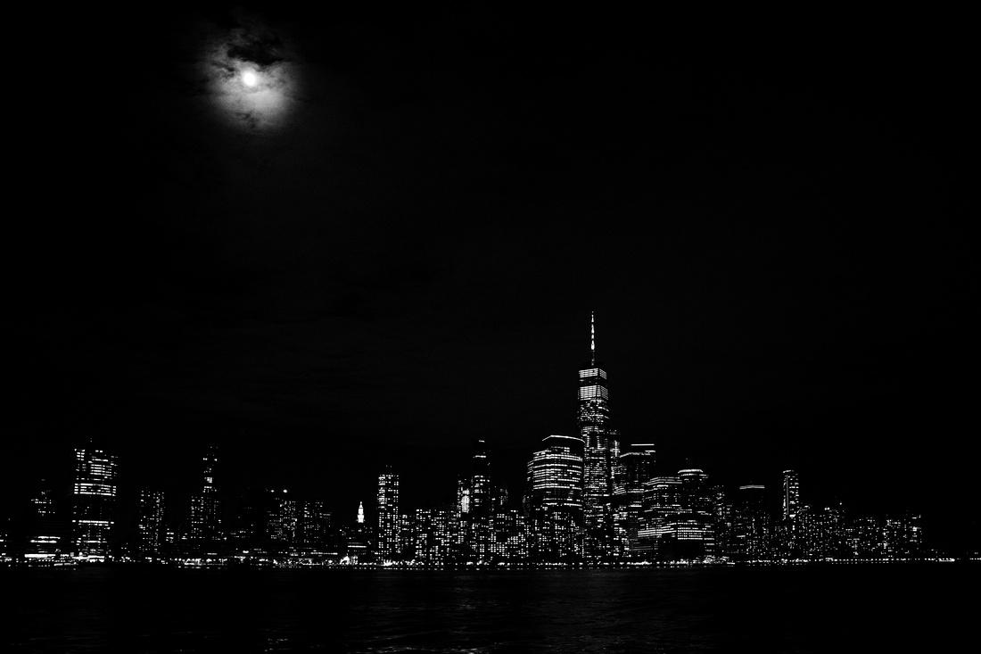 Moon Over Manhattan1