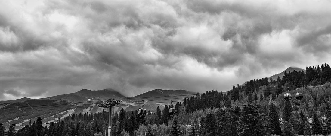 Moody Mountain View
