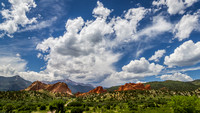 Garden of the Gods Landscape